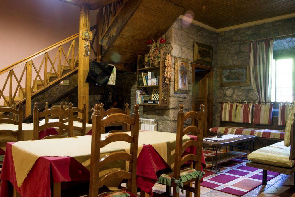 La Casona de Belmonte Cocina